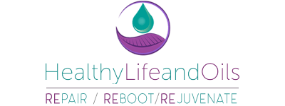 Healthy Life and Oils Logo